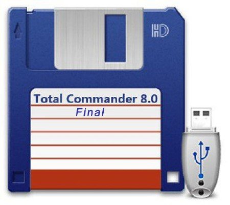Программа Total Commander 8.00 Final Portable