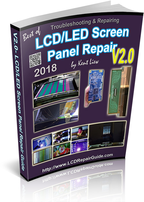 Литература V2-LCD/LED Screen Panel Repair Guide