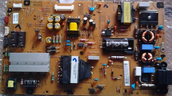 Схема LG EAY62811001- power supply board circuit diagram