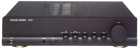 Схема servis manual   amplifier   harman cardon HK610
